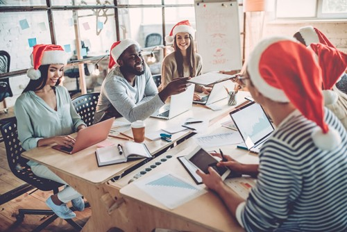 Boosting employee wellbeing this Christmas