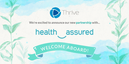 Health Assured launches mental wellbeing app with Thrive Therapeutic Software