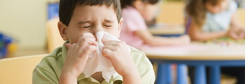 National Allergy Week: Managing Allergies at work