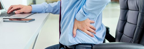 Back Care Awareness Week (3rd – 7th October)