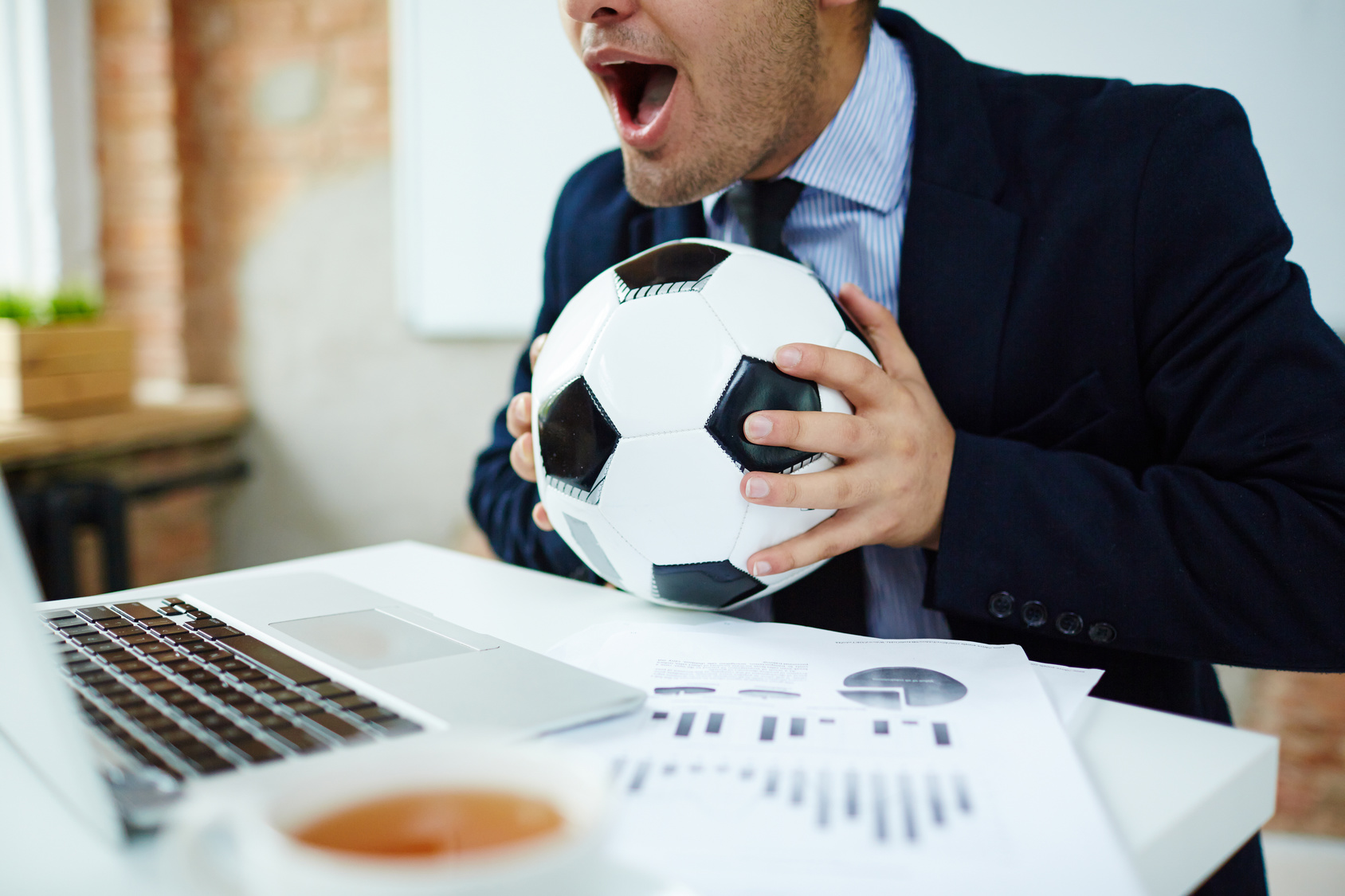 How to manage your football-mad workers during the World Cup